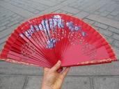 Lupe, my fan.