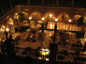 Lo más lujoso y ostentoso de Sevilla.